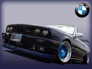 京都 カスタムオーディオカー BMW デモカー