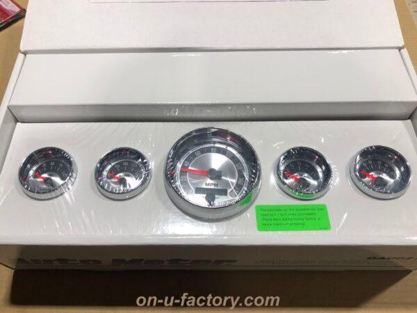onUfactory オンユーファクトリー カーオーディオカスタム AUTOMETER AMERICAN MASCLE オートメーター アメリカンマッスルシリーズ